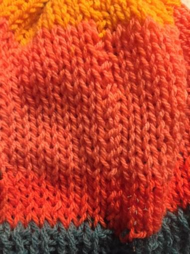 Knit Seam